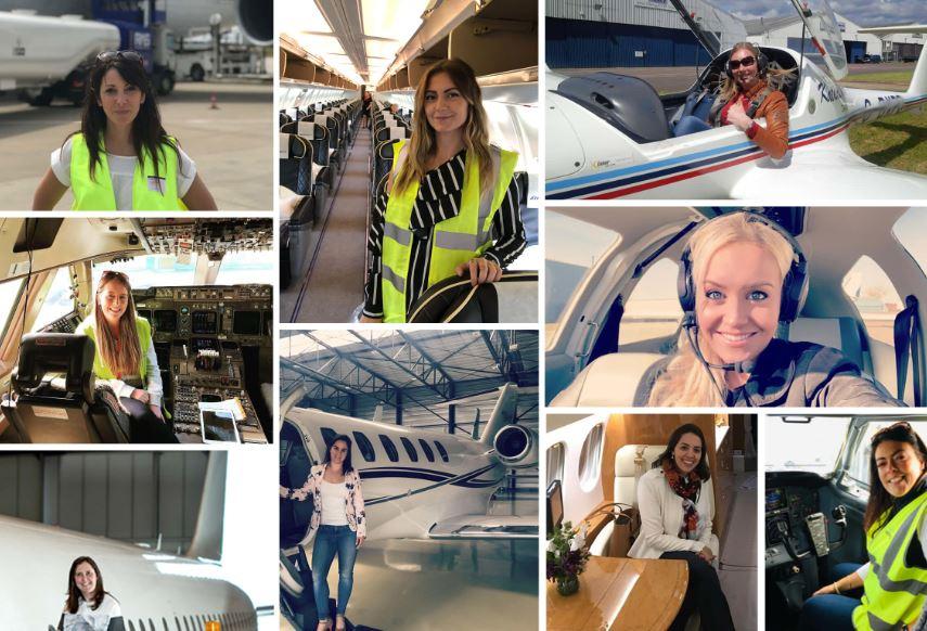 Aviation women
