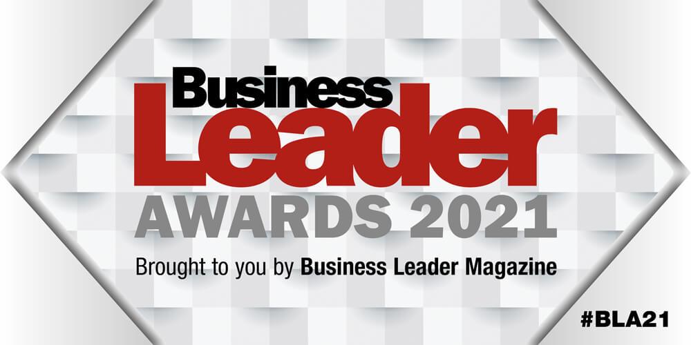 Business Leader Awards 2021 logo