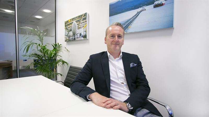 Ben Dorks CEO Ideagen