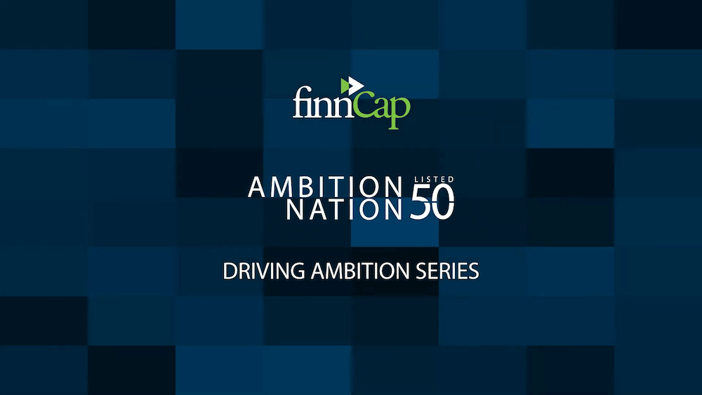 Best of finnCapp Ambition Nation driving ambition