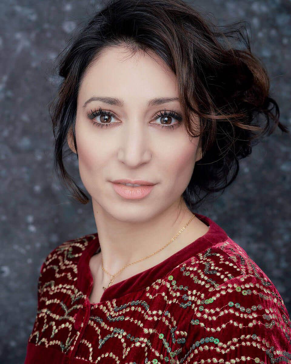 Heba Bevan OBE