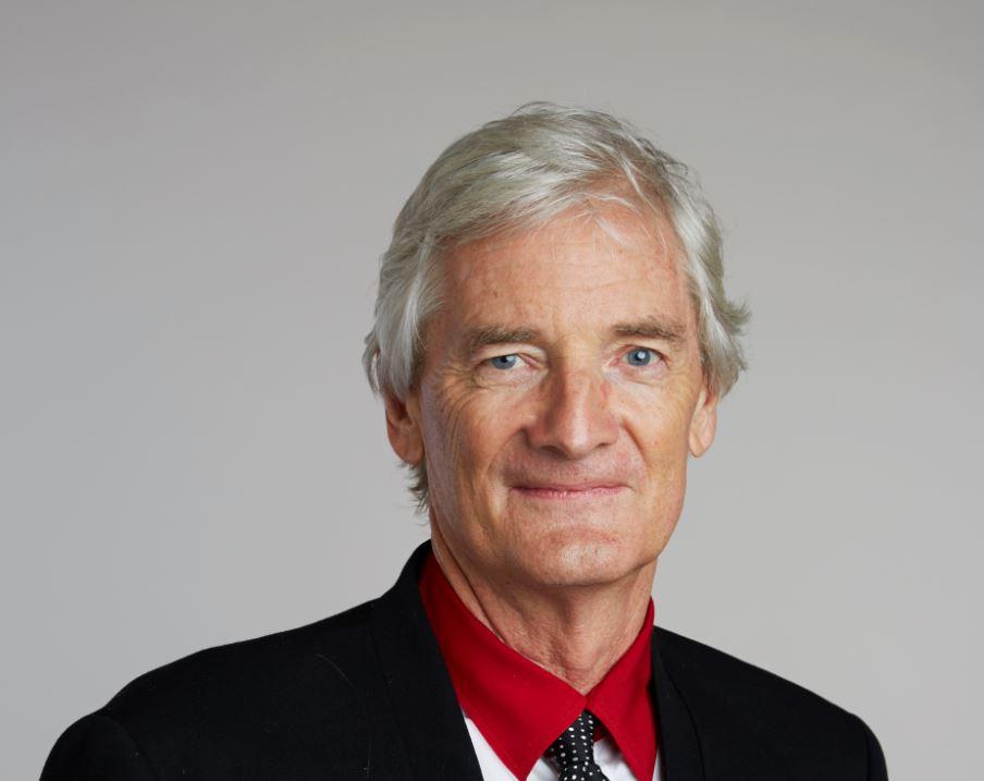 Sir James Dyson headshot