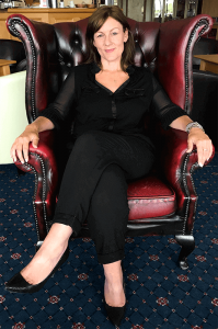 Julie Hawkins, founder of The Single Mums Business Network
