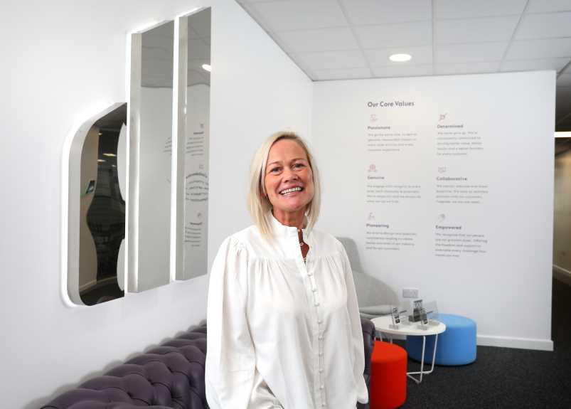 Katy Sayburn CEO durhamlane
