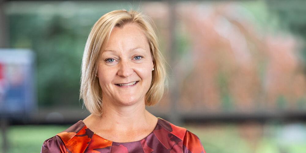Professor Julia Bennell, Executive Dean of Leeds University Business School