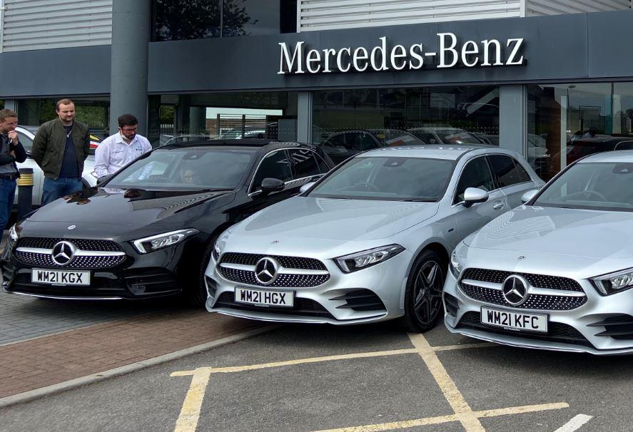 Ascot Mercedes