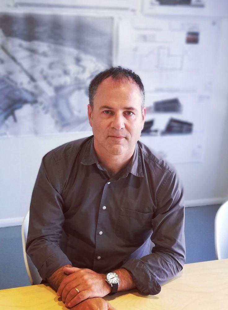 Nick Fairham, architect director at the Bristol studio of global architecture practice BDP