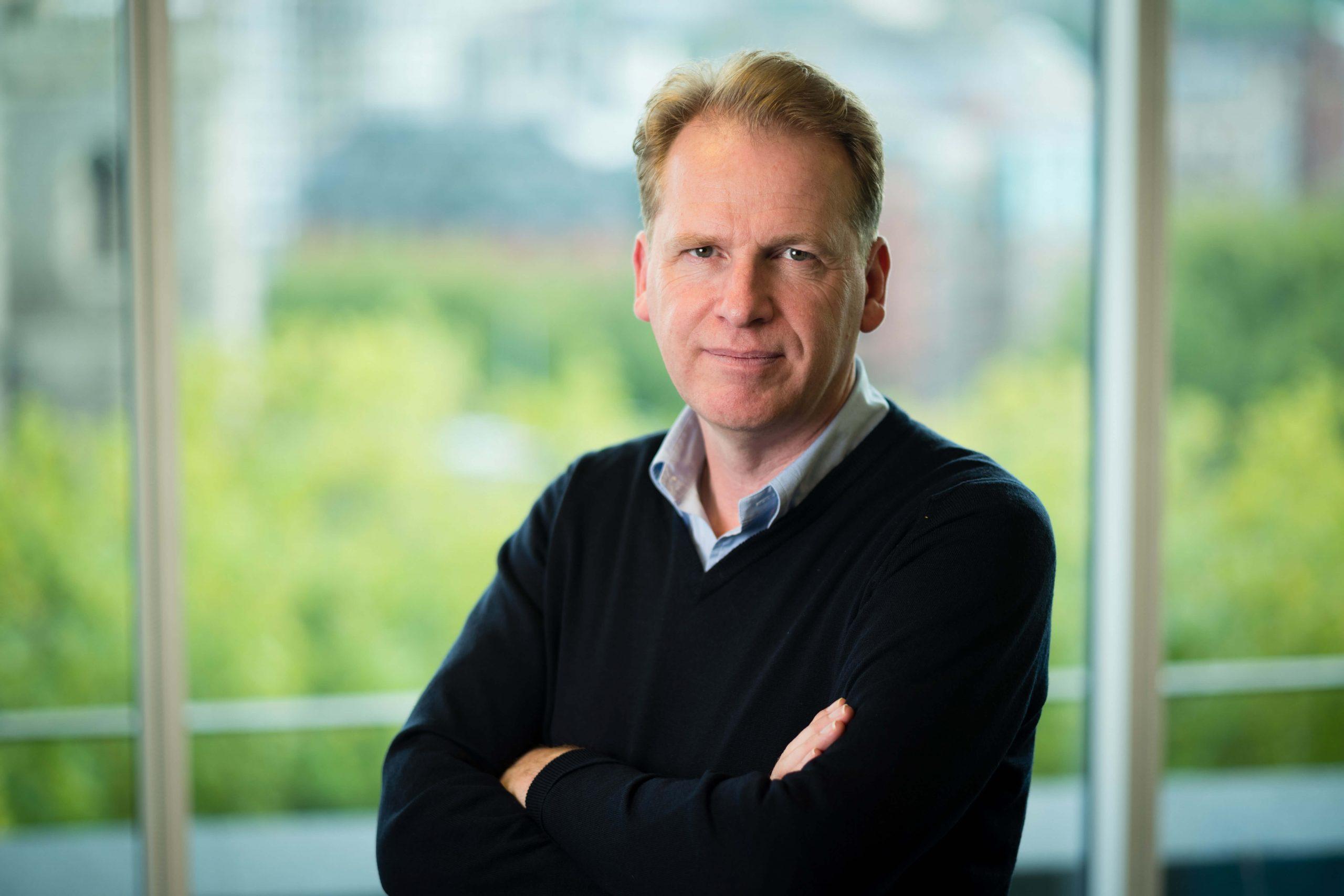 Nigel Toon CEO Graphcore