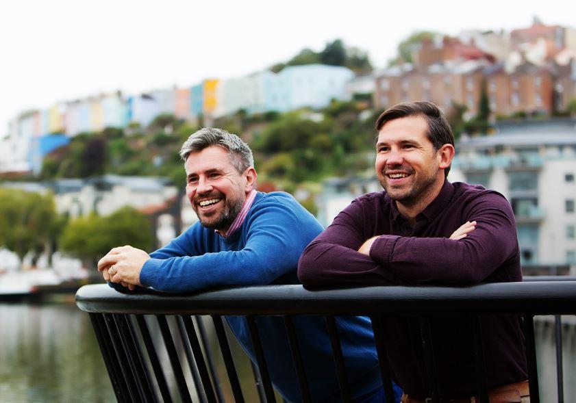 James Howell (left) & Tim Gear-Evans