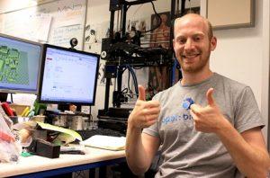 Open Bionics Founder Joel Gibbard