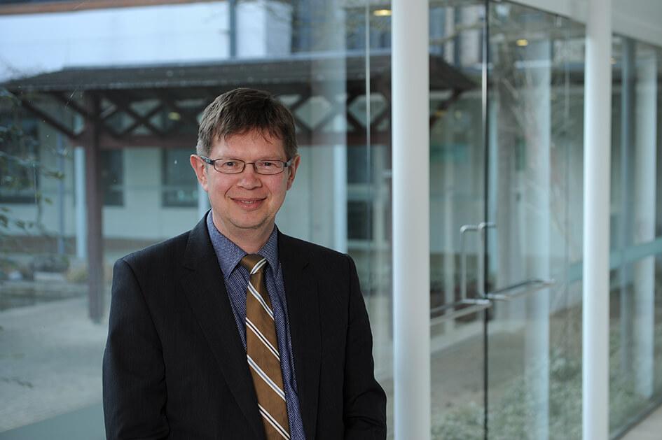 Professor Andrew Godley, Associate Dean International at the University of Reading's Henley Business School.