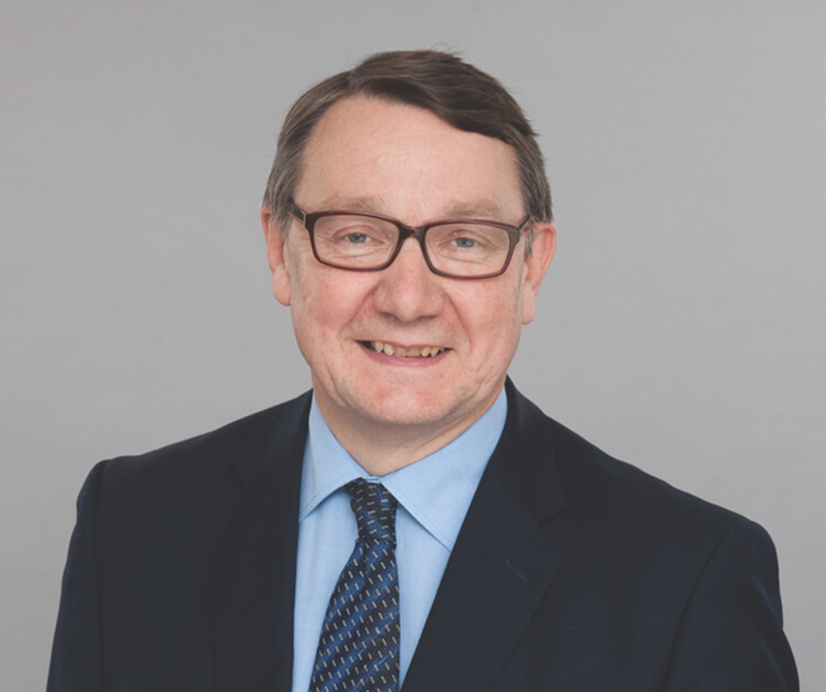 Bruce Potter, Chairman of law firm Blake Morgan
