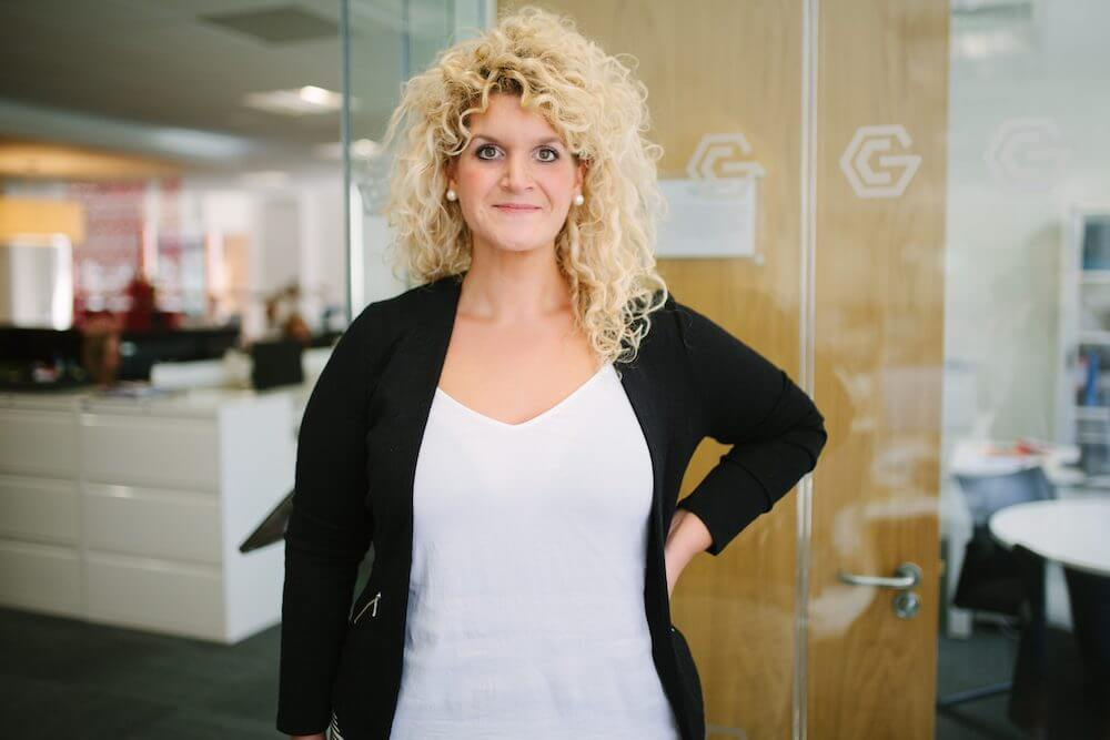Sarah Novotny, Digital, Creative and Tech Sector Business Support Lead at GC Business Growth Hub