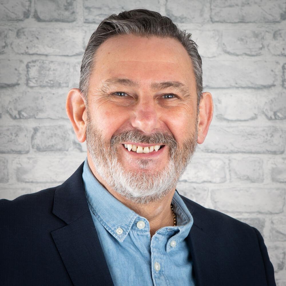 Stuart Gibbons OBE