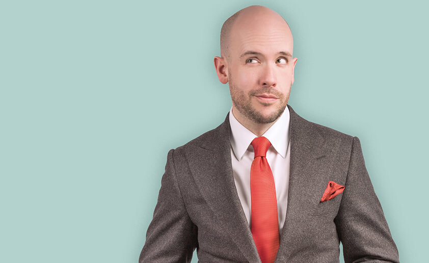 Tom Allen will host the Amazon ScaleUp Awards by Business Leader Magazine.