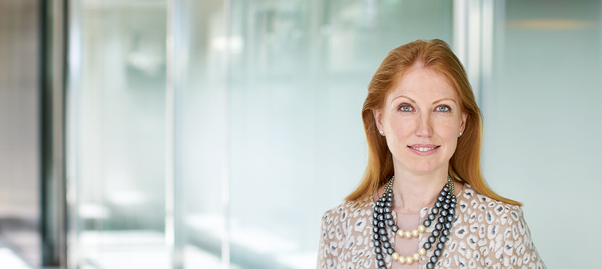 Jenni Hibbert, the newly appointed Global Managing Partner & Head of Search Go-to-Market