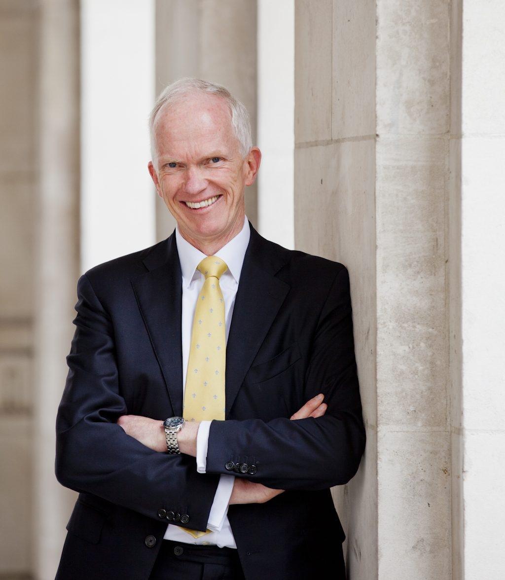 BGF CEO Stephen Welton