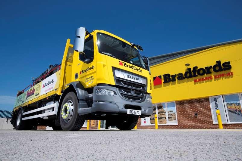 Bradfords Building Supplies LGV