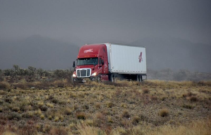 HGV lorry 1