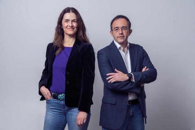 Linda Facchinetti & Gustavo Diaz