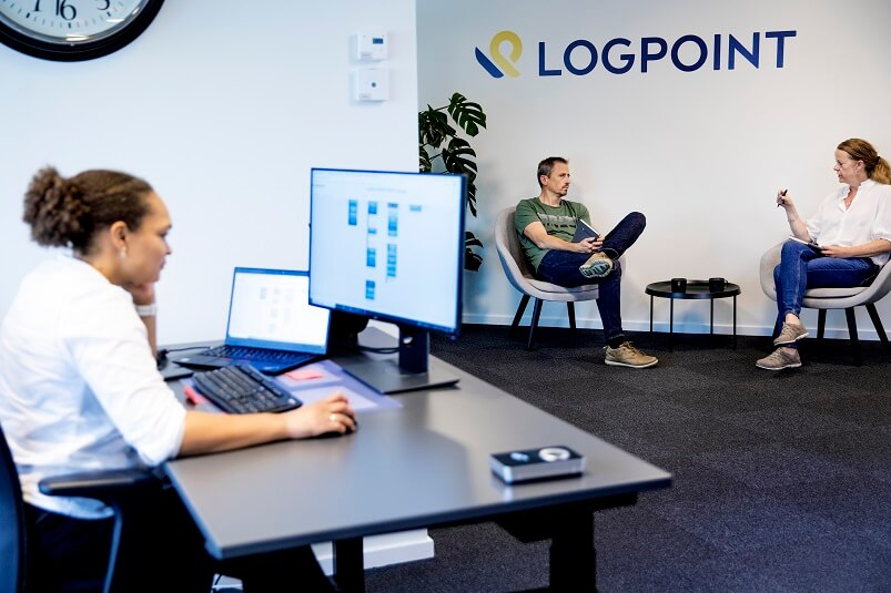 LogPoint at work 11