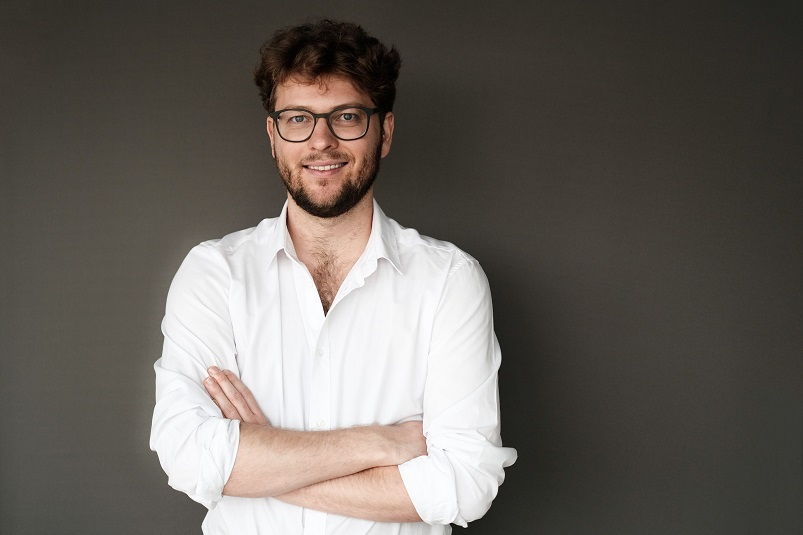 Max Kersting, Regimen Co-Founder and Managing Director