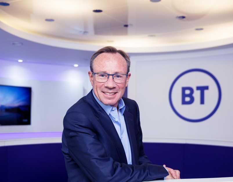 Philip Jansen BT CEO